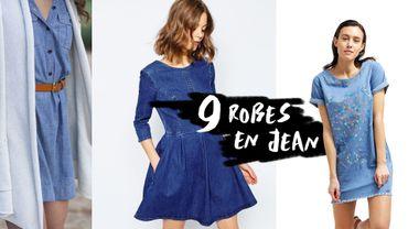 ab07c41dfbdd0 Shopping de la rédac   9 robes en jean pour l été