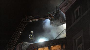 Un incendie ravage une habitation à Huy