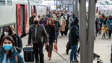 La côte belge attire des navetteurs, la SNCB active son plan de congestion