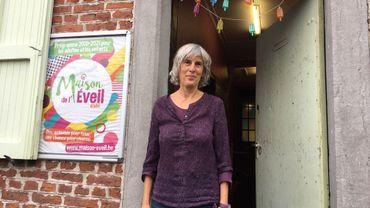 Isabelle Lebon, directrice de la Maison de l'Éveil et de la Santé de Colfontaine.