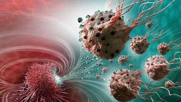 Des nanorobots à base d'algues pourraient un jour vous sauver la vie