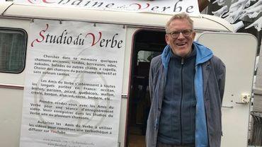 La Presque Star : Dick Annegarn est en Belgique pour… récolter les chansons traditionnelles !