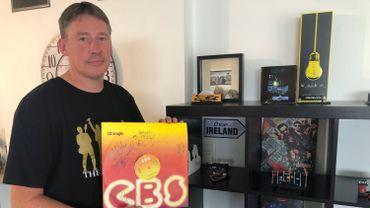 Fan Club: Mike Sanglan de Héron, fan de U2