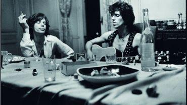La photo du jour: Mick Jagger/Keith Richards