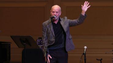 Michael Stipe de Rem chez Jimmy Fallon
