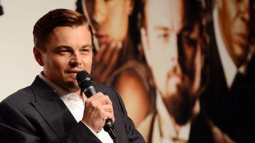 Leonardo DiCaprio est à l'affiche avec Brad Pitt du prochain Tarantino