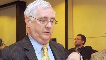 Jean-Claude Lacroix, ancien président Comité d'Ethique et de déontologie de la Ville de Charleroi.