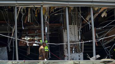 Sri Lanka: nouvelle explosion dans un hôtel de Colombo, au moins deux morts