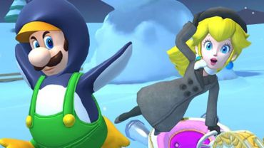 Un vent glacé souffle sur la franchise mobile de Nintendo :un nouveau trailer montrant la mise à jour Ice Tour permet de découvrir Luigi, Peach et Marioen train de glissersur un circuit glacé.