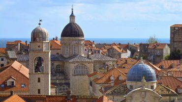 Dubrovnik en Coratie