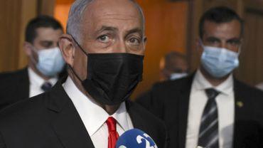Dans l'immédiat, le procès de Benjamin Netanyahu ne menace pas ses ambitions puisqu'il n'aurait à démissionner qu'en cas de condamnation définitive