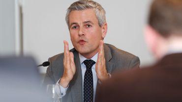 """""""Nous avons été au bout de ce que nous pouvions faire"""", a expliqué le ministre wallon du budget Christophe Lacroix."""