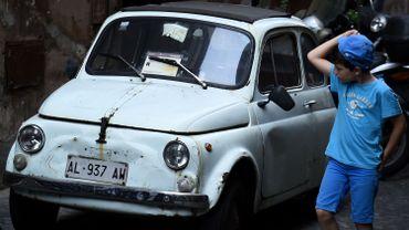 Pour ses 60 ans, la Fiat 500 fait son entrée au MoMa de New York