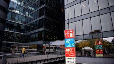 L'antenne de Radio France internationale (RFI) perturbée par une grève des correspondants