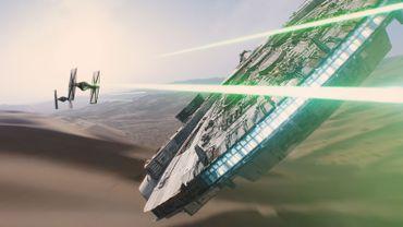 """Le nouveau """"Star Wars"""" a franchi, ce dimanche, la barre du milliard de dollars de recettes engrangées depuis sa sortie"""
