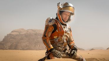 """The Martian"" (""Seul sur Mars"") avec Matt Damon"