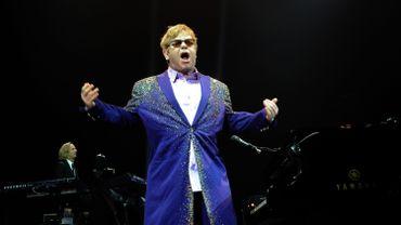 Elton John tire sa révérence