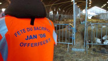 Fête du sacrifice à Bruxelles