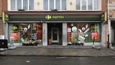 Un magasin Carrefour Express de Schaerbeek obtient un sursis