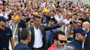 """Cristiano Ronaldo à la Juventus: """"Je suis différent des autres"""""""