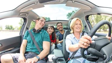 BlaBlaCar va inciter ses conducteurs à proposer une place à 5 euros pour chacun de leurs prochains trajets.