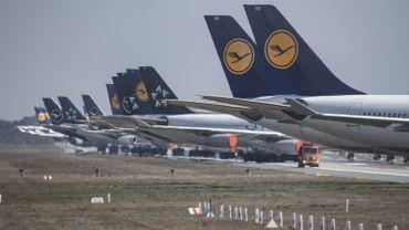 Le gouvernement allemand et Lufthansa, maison-mère de Brussels Airlines, sont très proches d'un accord.