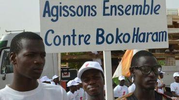 Manifestation contre Boko Haram, le 9 juillet 2016 à Niamey