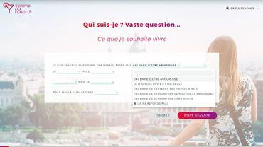 Un nouveau site de rencontre zappe les préliminaires virtuels