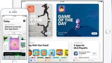 L'App Store d'Apple fête ses 10 ans. Découvrez les applications les plus téléchargées