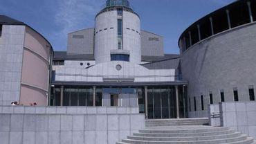 La Cour d'Appel du Hainaut à Mons