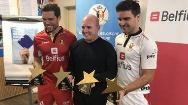 Quatre Belges récompensés au titre de joueur mondial de l'année en hockey