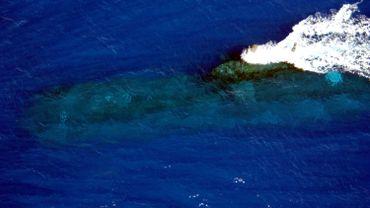 Un sous-marin transportant 3 tonnes de cocaïne repéré près des îles Galapagos