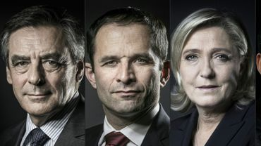 Elections françaises, pour qui voteraient nos politiques?