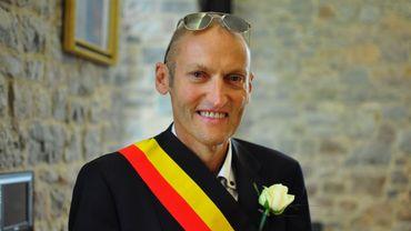 Philippe Blanchard ici dans ses fonctions mayorales en 2015
