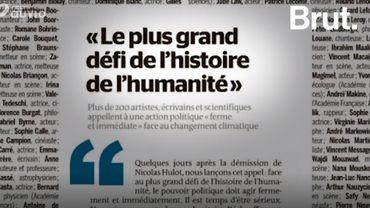 """""""On ne peut pas être gouvernés par des gens qui nient la vie"""": l'astrophysicien Aurélien Barrau tire la sonnette d'alarme"""
