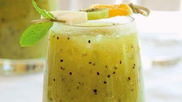 Tonik'smoothie au kiwi