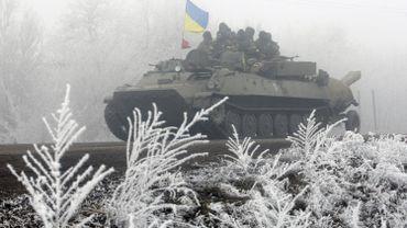 Ukraine: echange de prisonniers rebelles et Ukrainiens dans l'Est