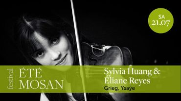 Sylvia Huang était présente lors de la toute récente édition du festival L'Ete Mosan