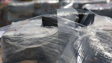Plus de la moitié de la drogue interceptée en Amérique du Sud est destinée à la Belgique