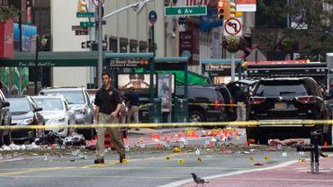 USA: perpétuité pour l'auteur de l'attentat de Manhattan de septembre 2016