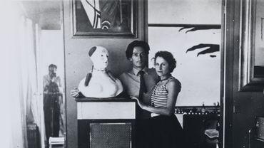 Gala rencontre Dali en 1929, dont elle restera inséparable jusqu'à sa mort en 1982.