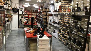 Un conseil, un essai: quand ces clients vont-ils à nouveau rentrer dans ce magasin spécialisé?