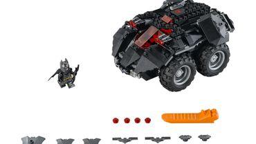 Avec Lego Powered Up, piloter la Batmobile devient un jeu d'enfant