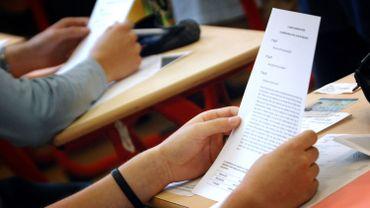 CE1D de français: voici les questions posées aux élèves de 2e secondaire ce vendredi