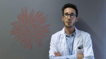 Le Docteur Julien Scanzi, gastroentérologue.