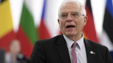 L'Union européenne a décidé lundi de sanctionner les militaires responsables du coup d'Etat en Birmanie, a annoncé le chef de la diplomatie européenne Josep Borrell.