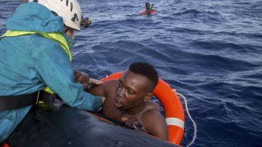 Augmentation des morts en Méditerranée, même si les traversées diminuent