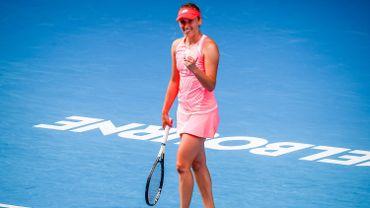 """100% Sport, """"Coup de sonde"""": Elise Mertens peut-elle remporter l'Open d'Australie?"""