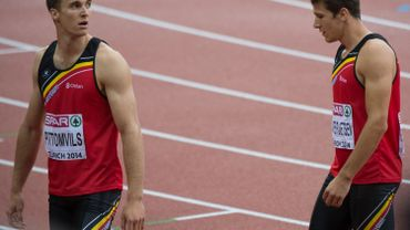 Van der Plaetsen termine 10e du décathlon, Niels Pittomvils 14e
