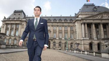Qui est Tom Van Grieken, l'ambitieux président du Vlaams Belang?